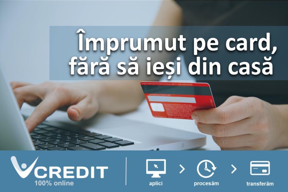 Vcredit.md – Primul serviciu de creditare online din Moldova