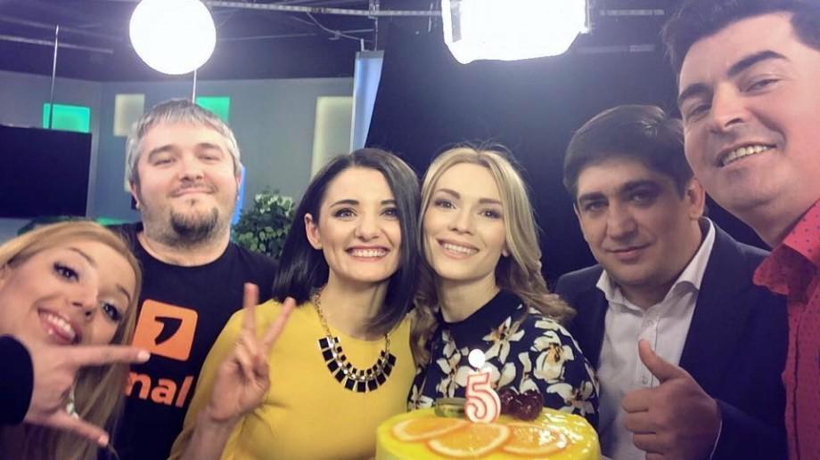 "(foto) LILU: ""Jurnal TV a fost locul unde s-au născut prietenii, s-a creat și s-a muncit pe brânci"""
