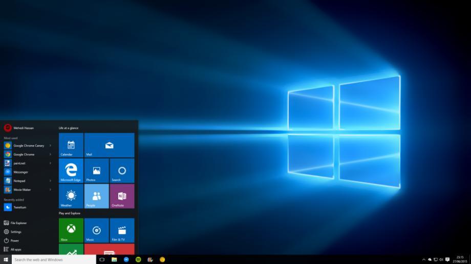Windows 10 Cloud ar putea fi cea mai eficientă versiune a sistemului de operare