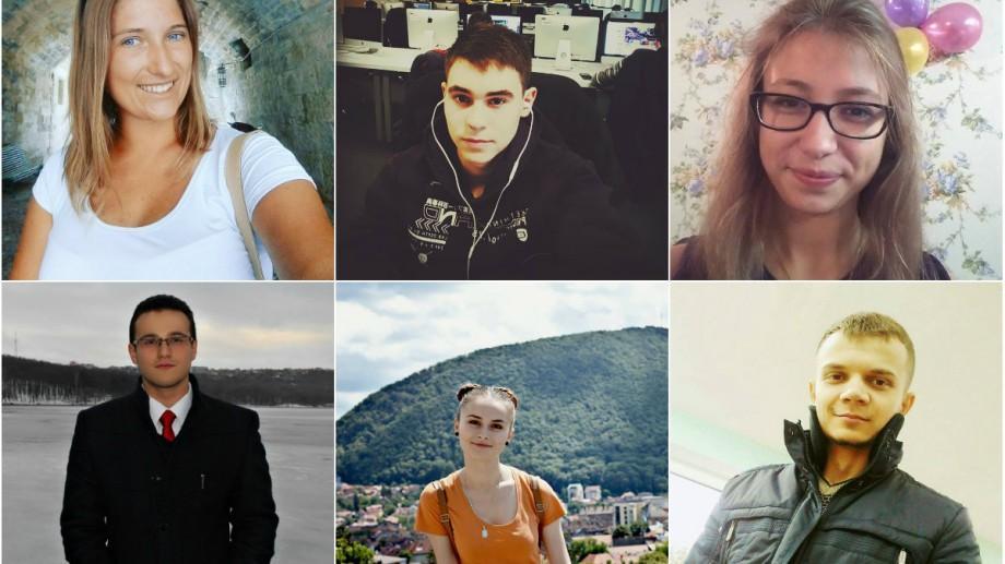 (foto) UTM şi-a desemnat cei mai buni studenți. Iată cine sunt cei mai studioși tineri
