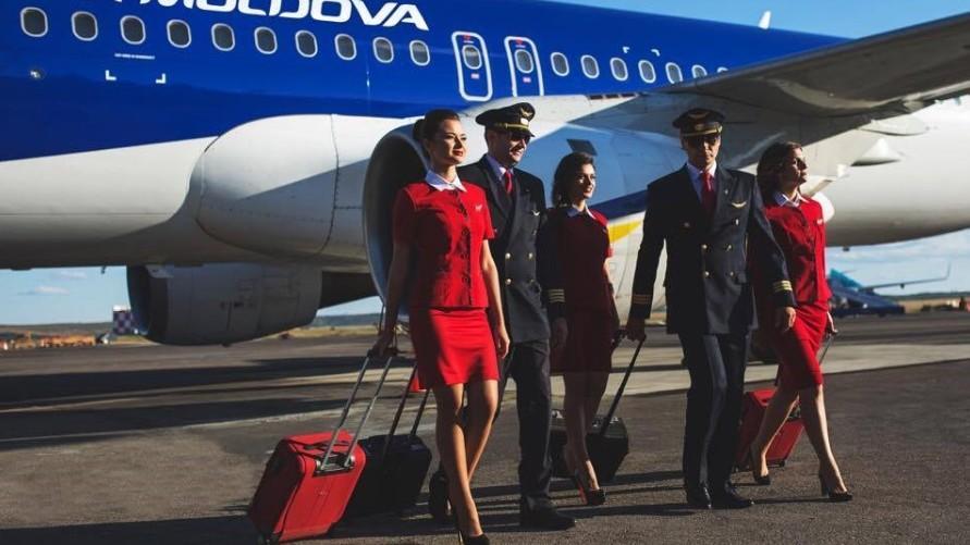 Air Moldova recrutează însoțitori de bord. Află ce condiții trebuie să îndeplinești