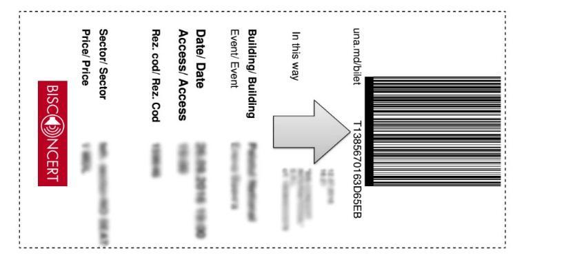 Biletul de la BisConcert