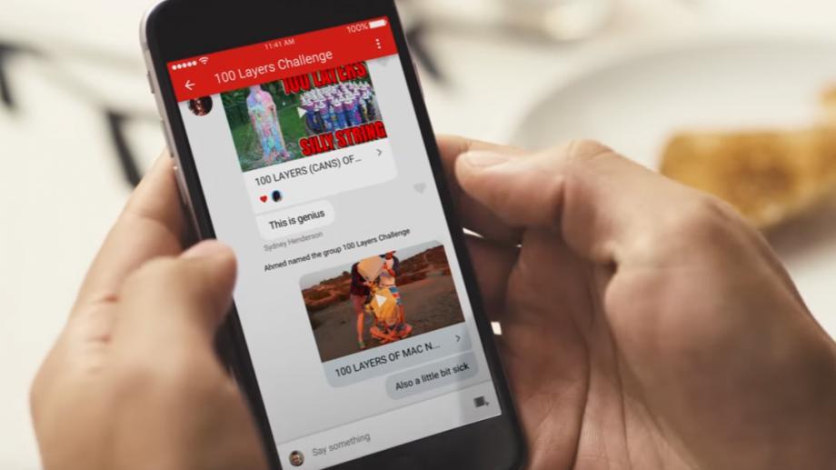 (video) YouTube lansează propriul sistem de mesagerie privată