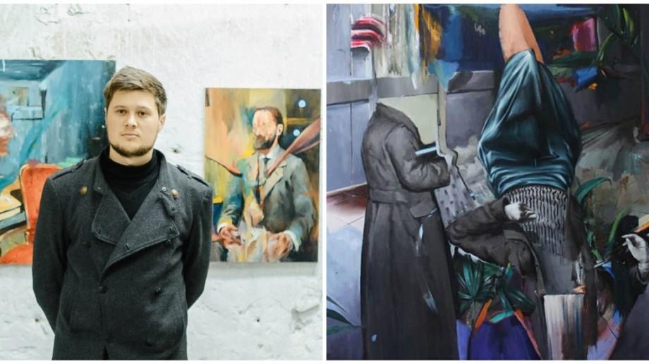 Ajută un tânăr artist să promoveze arta din Moldova în cadrul unui târg de artă în Marea Britanie
