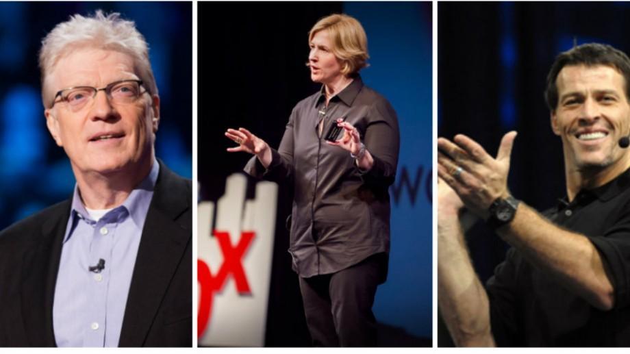 (video) TED Talks: 15 cele mai populare discursuri din toate timpurile