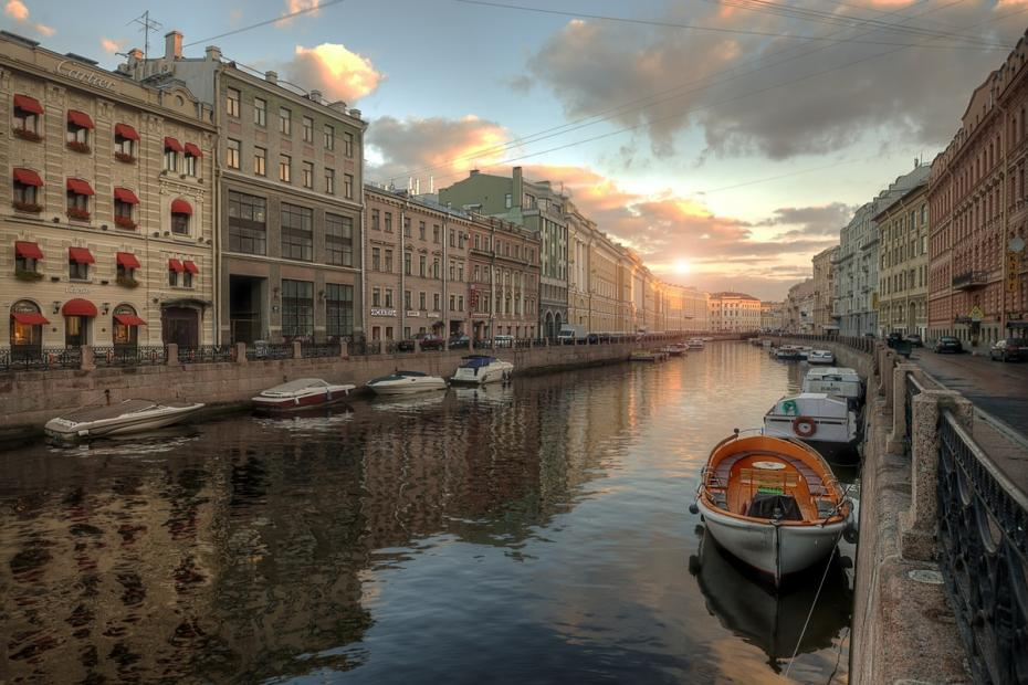 Sankt-Petersburg Photo Credit: Lonely Planet