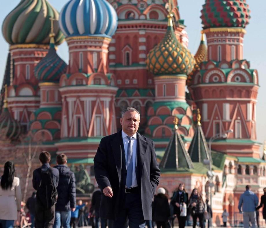 Președintele Igor Dodon pleacă astăzi la Moscova. Se va întâlni cu Putin