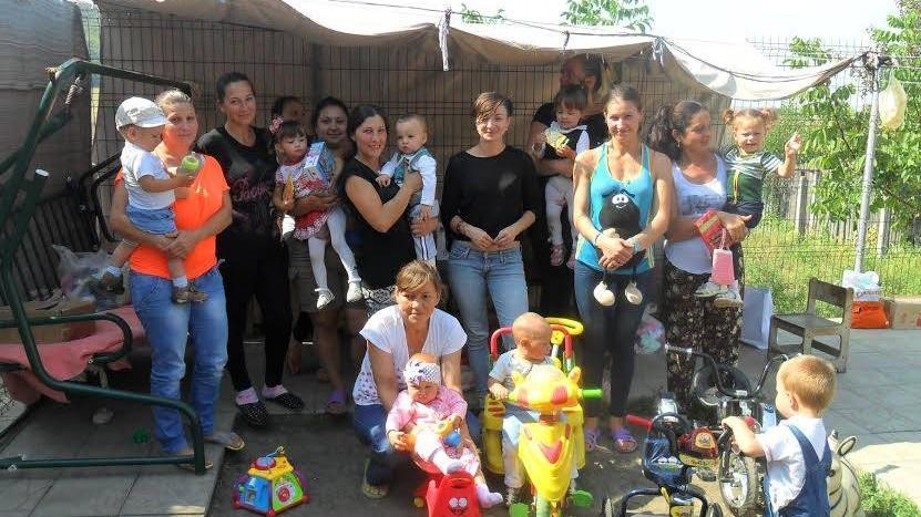 Semnează petiția pentru amenajarea unei cameră de joacă pentru copii în penitenciarul de la Rusca