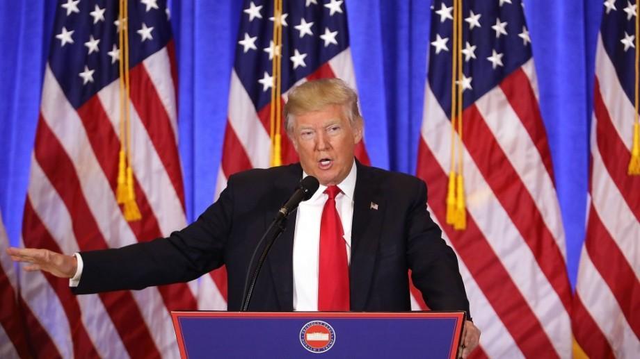 (live video) Donald Trump depune jurământul. Devine al 45-lea președinte al SUA