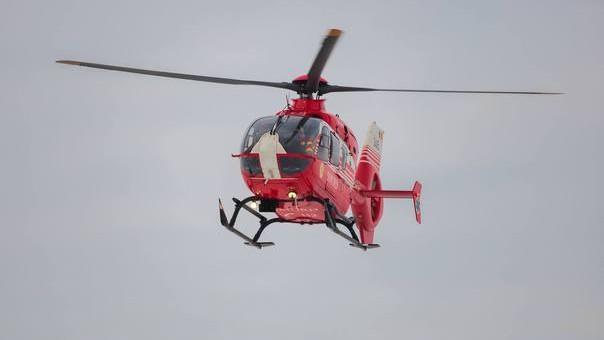 (video) La şase luni de la accidentul din Moldova, SMURD Iaşi are un nou elicopter