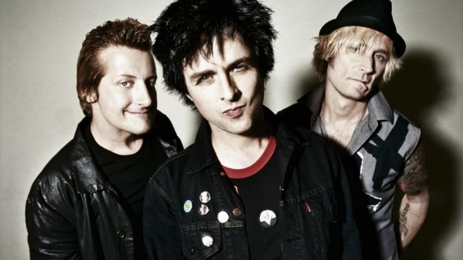 "(video) ""Troubled times"" – un nou clip anti-Trump al trupei Green Day"