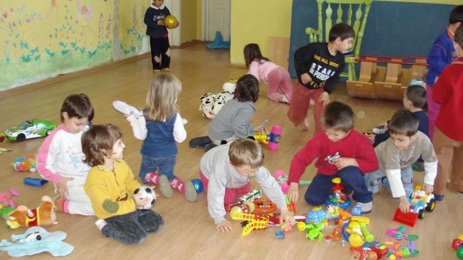 Copii găgăuzi învață limba română în cadrul unui proiect destinat grădinițelor