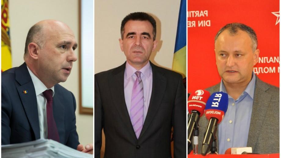 Prim-ministrul respinge cererea președintelui de a-l rechema pe ambasadorul Moldovei în România