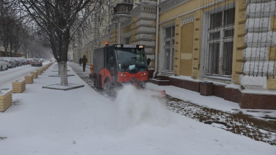 (foto) Situaţia în Chișinău ca urmare a condițiilor meteo. Șoferii sunt rugați să evite câteva străzi