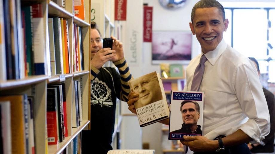 (foto) 11 cărți pe care președintele Obama crede că fiecare ar trebui să le citească