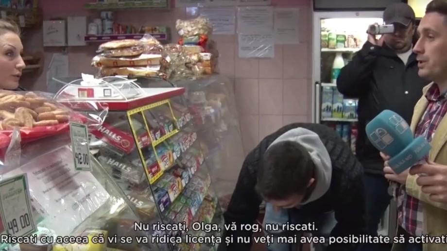 (video) Experiment: Se vinde sau nu alcool pe timp de noapte în magazinele din Chișinău