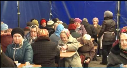 (video) Cantina socială din Bălți și-a reluat activitatea! Persoanele nevoiașe  pot lua masa gratuit