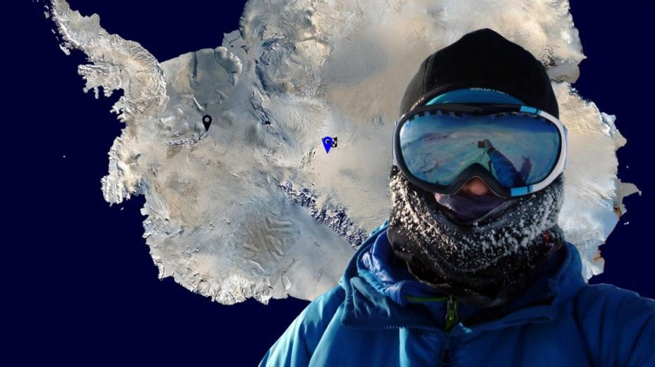 (foto, video) Cum e să mergi pe jos la Polul Sud. Experiența polonezei Malgorzata Wojtaczka