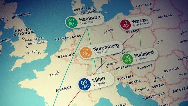 Vrei să călătorești cu un buget redus? Acest site îți planifică o călătorie în cele mai mici detalii