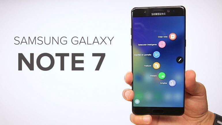 Samsung va anunța în acest ianuarie cauzele exploziilor modelului Galaxy Note 7