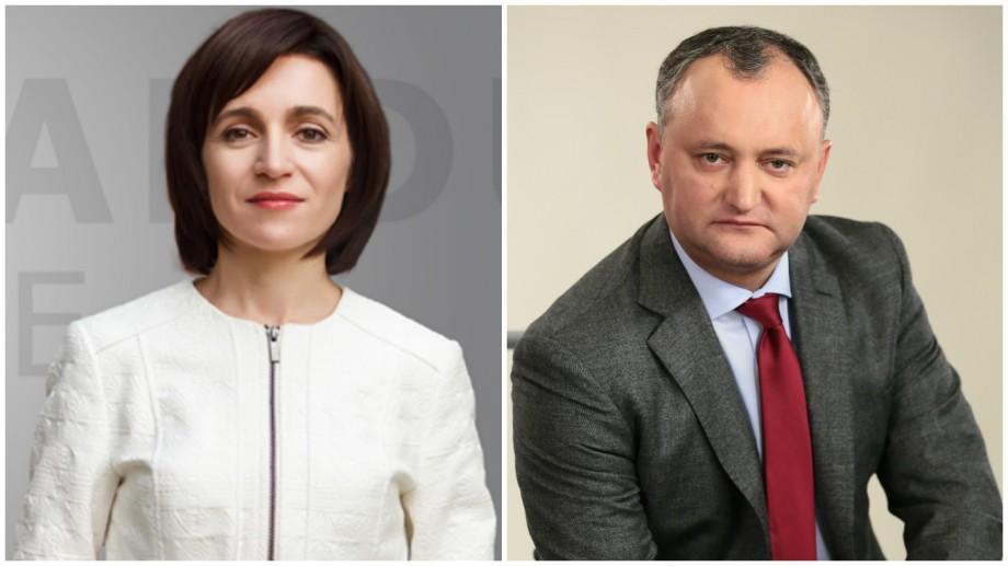 Sandu: Promisiunea lui Dodon, făcută Kremlinului, este o dovadă clară de trădare a interesului oamenilor acestei țări