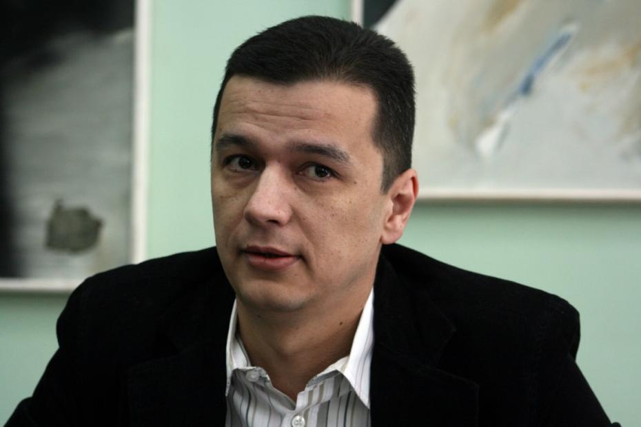 Cine este Sorin Grindeanu: CV-ul prim-ministrului României pentru următorii 4 ani
