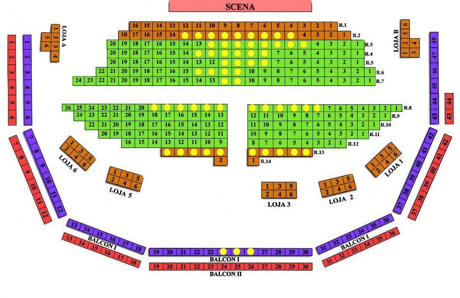 Schema teatrului Mihai Eminescu
