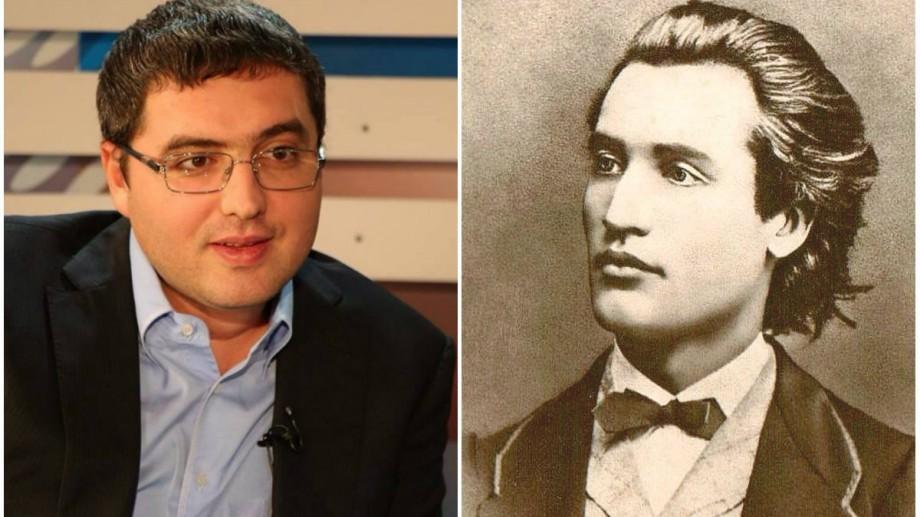 Renato Usatîi despre Mihai Eminescu: Un geniu se naște doar o dată