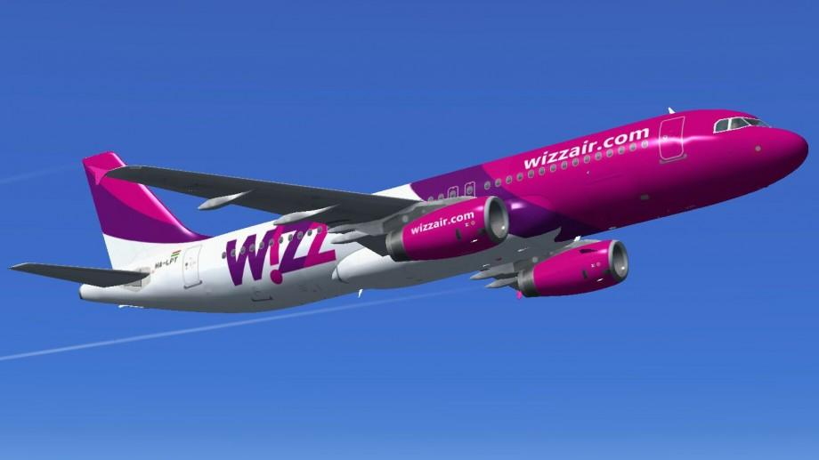 20% reducere la biletele pentru zborurile operate de Wizz Air. Unde poți zbura din Chișinău
