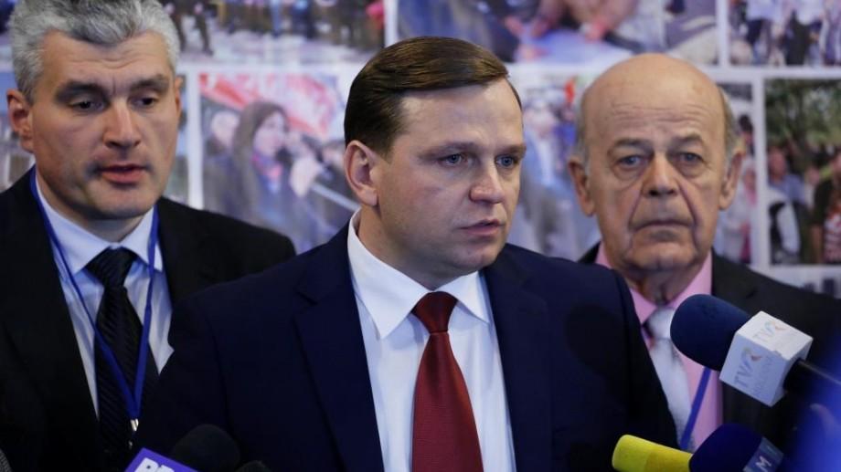 """(video) Andrei Năstase, liderul PPDA: """"Am început să lucrăm pentru alegerile parlamentare"""""""