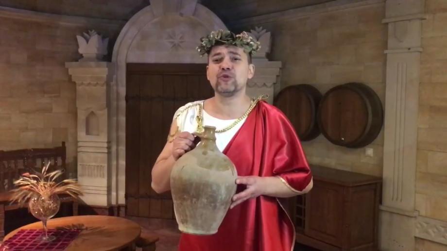 (video) Adresarea Primarului Underland Wine and Music Fest, primul și unicul festival subteran
