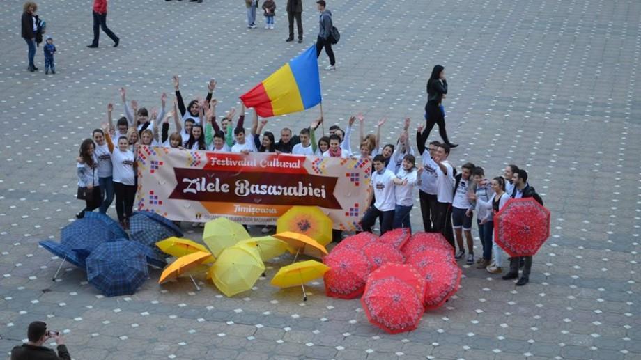 Studenții basarabeni organizează cel mai mare festival cultural basarabean la Timișoara. Iată cum îi poți ajuta