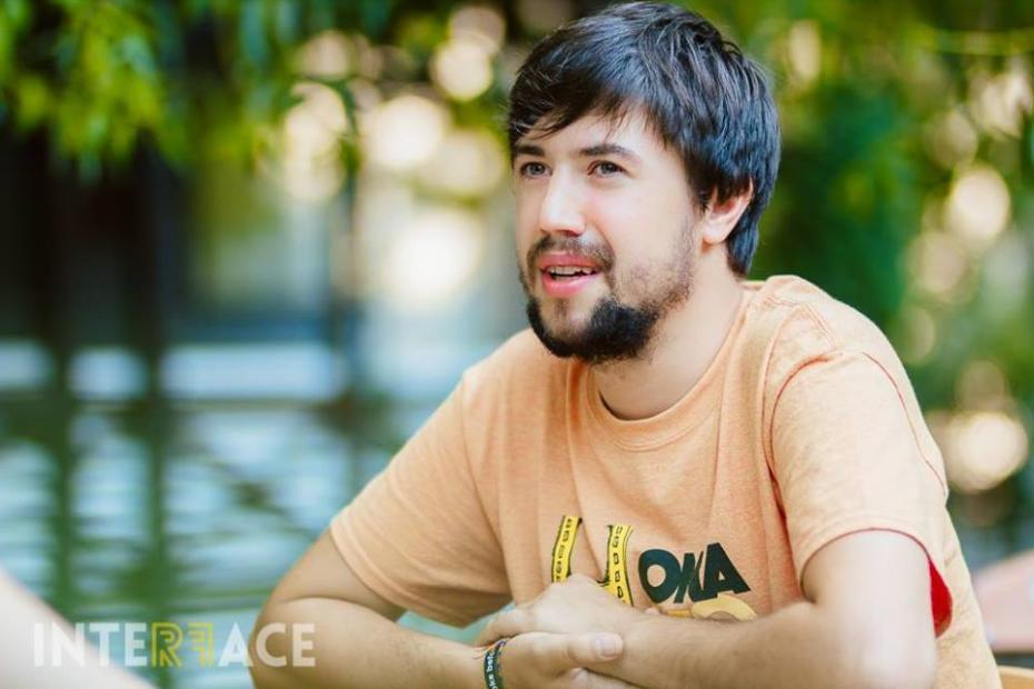 Alexandru Lebedev PC: Mihai Armaș