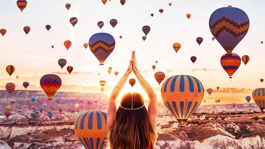(foto) Când realitatea arată mai bine decât Photoshopul. 16 fotografii incredibile din Cappadocia