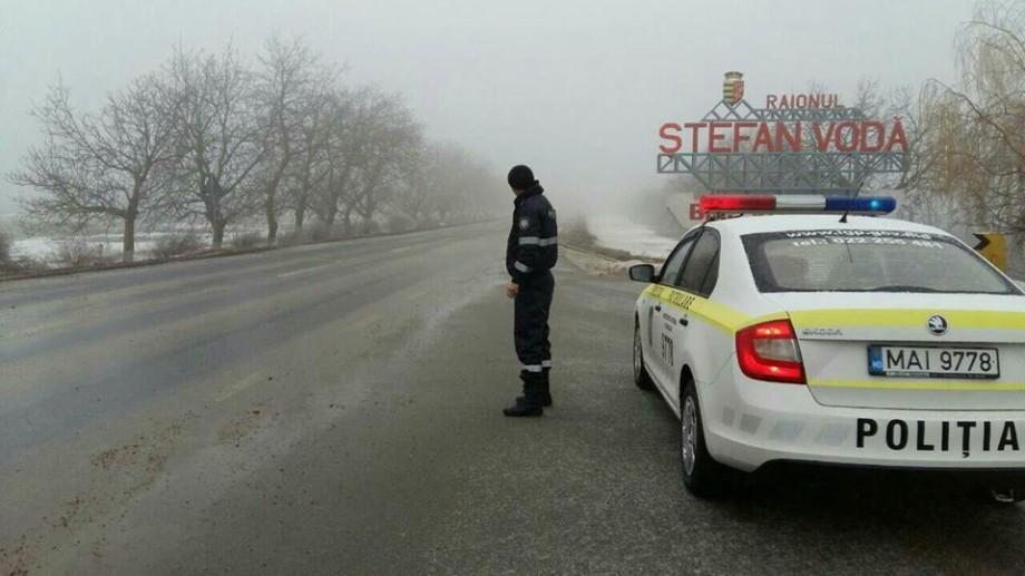 (foto) Cod Galben de schimbare bruscă a vremii: Cum se circulă pe drumurile naţionale la această oră