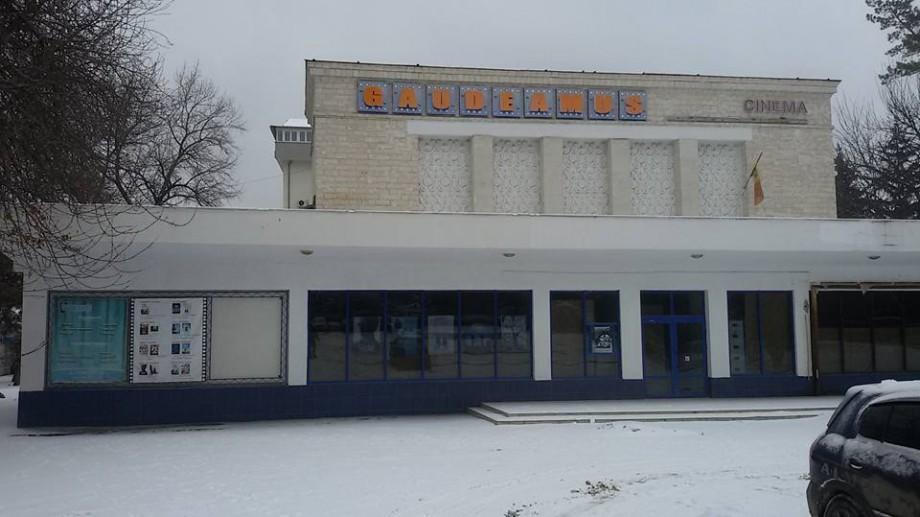 (foto) Starea deplorabilă în care a ajuns Cinematograful Gaudeamus din Chișinău