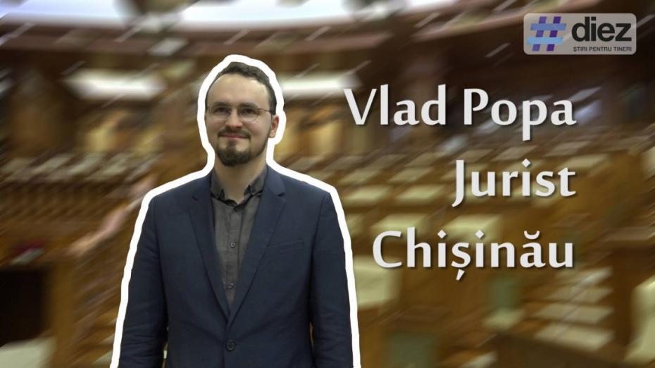 (video) Unde-s tinerii. Vlad Popa, jurist: Tinerii au o putere mult mai mare decât își dau seama