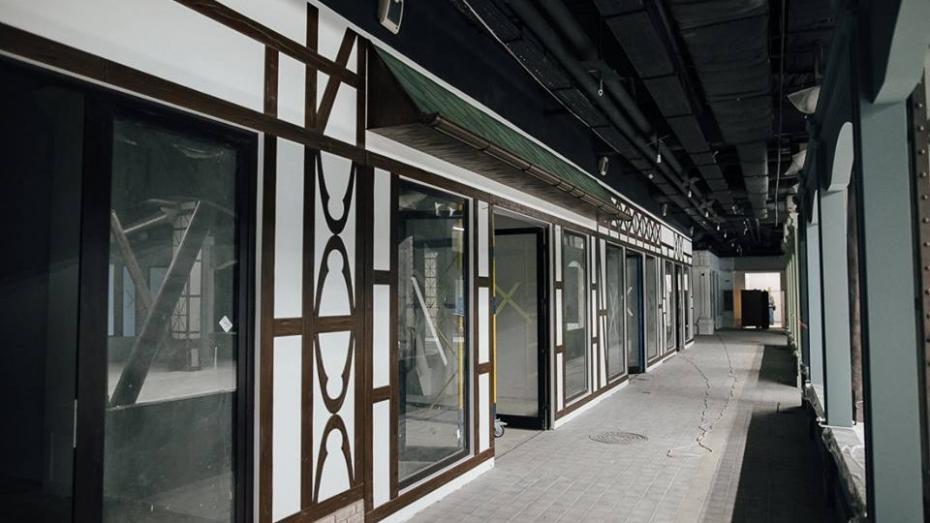 (foto) Cum arată acum interiorul de la Zity Mall, centrul comercial ce urmează să fie deschis în 2017