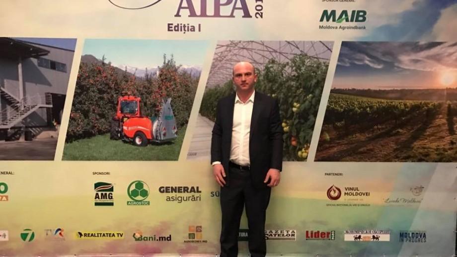Gala AIPA 2017 a premiat cei mai activi agricultori din țară. Cine este tânărul fermier al anului