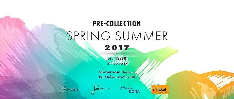 Total proaspăt și elegant! Brandurile autohtone lansează Spring/Summer Pre-Collection 2017