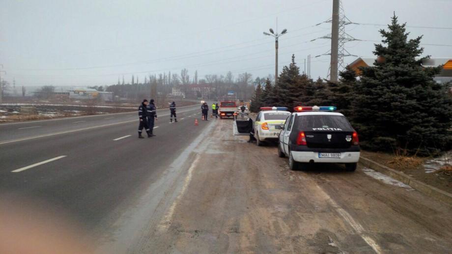 (foto) Filtre rutiere la Orhei. Polițiștii de patrulare verifică șoferii care se eschivează de plata amenzilor