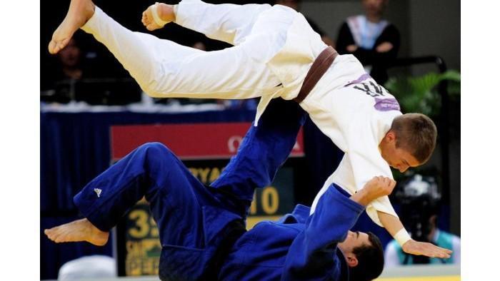 Dorin Goțonoagă s-a clasat pe locul trei la turneul de judo din Germania