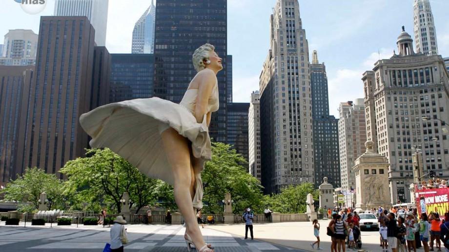 (foto) Zece din cele mai impresionante sculpturi gigantice din lume