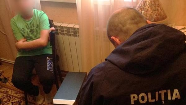 (foto, video) Autorul alertei cu bombă de la aeroport este un minor din Ocnița