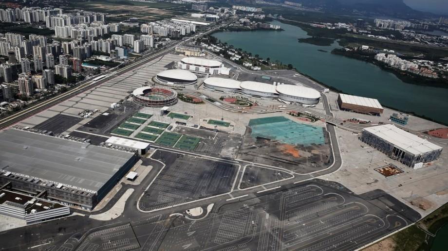 (foto) Imagini dezolante din Brazilia. Arenele pe care s-au desfășurat Jocurile Olimpice sunt în paragină