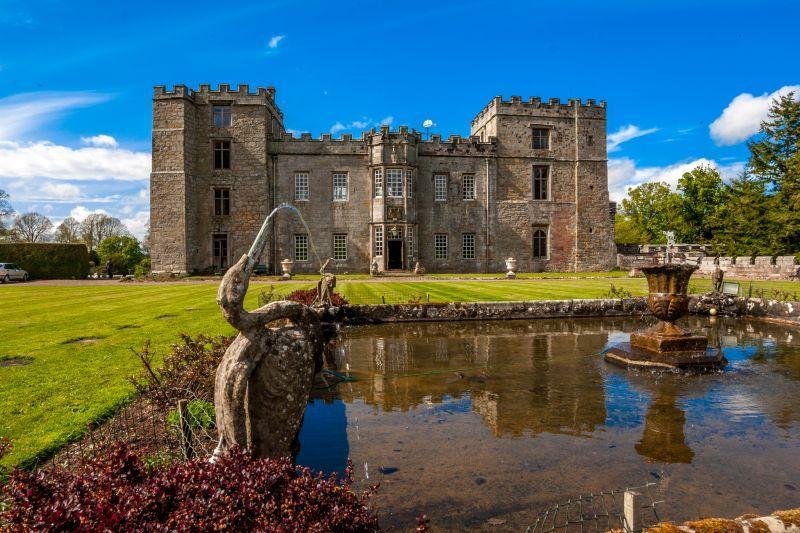 Chillingham Castle Water Feature
