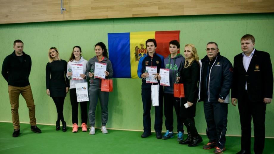 (foto) Au fost desemnați câștigătorii turneului ITF Juniors Moldova Open 2017