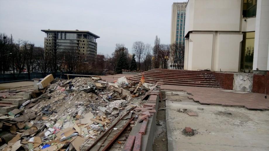 Pentru reparația clădirii Președinției ar fi nevoie de 180 mln de lei