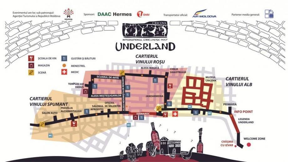 (video) Nu rata evenimentul lunii februarie! Vezi ce te așteaptă la Underland Wine and Music Festival