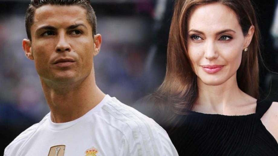 Fotbalistul Cristiano Ronaldo şi actrița Angelina Jolie vor juca într-un serial despre criza refugiaților